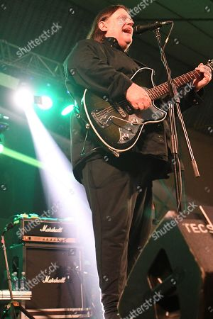 Matthew Sweet performs during the closing of 30th Purple Weekend festival in Leon, northern Spain, late 08 December 2018 (issued 09 December 2018).