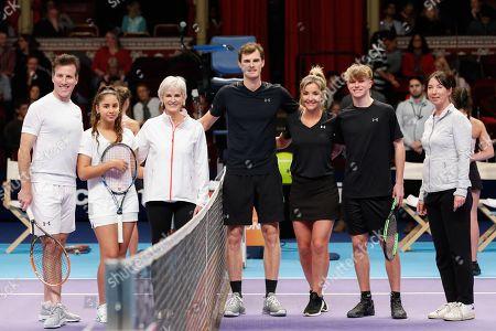 Champions Tennis, Finals