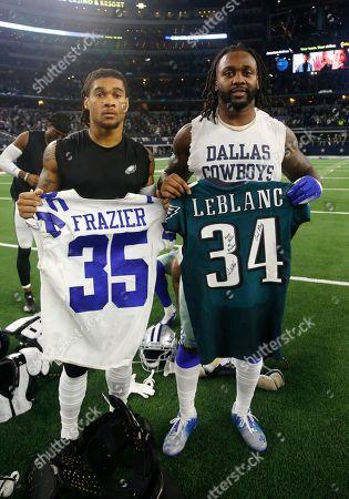 quality design 2dada 0e5ec Crevon LeBlanc Kavon Frazier Philadelphia Eagles Crevon ...