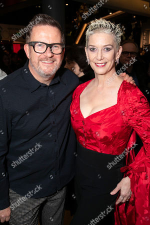 Matthew Bourne (Director/Choreographer) and Patricia Kelly