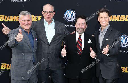 Editorial image of 'Bumblebee' film premiere, Arrivals, Los Angeles, USA - 09 Dec 2018