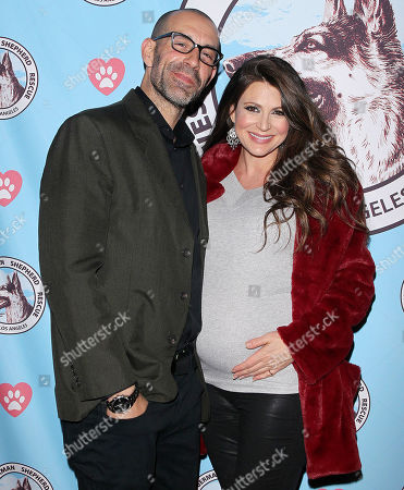 Ben Waller and Cerina Vincent