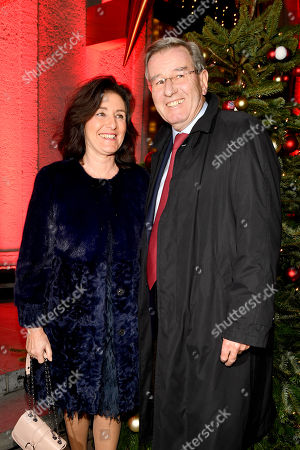 Editorial picture of FC Bayern Christmas Party, Munich, Germany - 08 Dec 2018