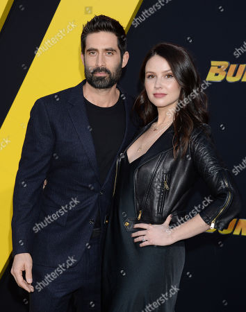 Editorial picture of 'Bumblebee' film premiere, Arrivals, Los Angeles, USA - 09 Dec 2018