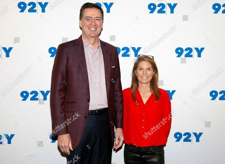 James Comey conversation with Nicolle Wallace, 92nd Street Y, New York