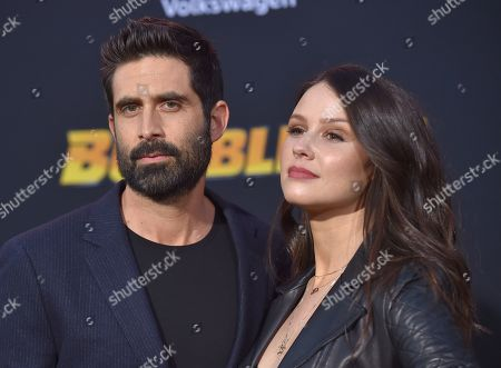Editorial image of 'Bumblebee' film premiere, Arrivals, Los Angeles, USA - 09 Dec 2018