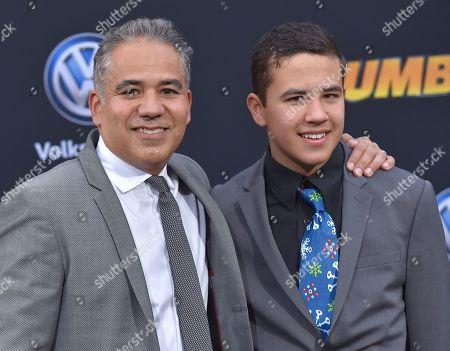 John Ortiz and Clemente Ortiz