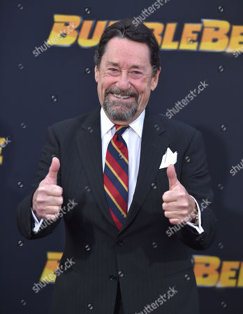 Stock Picture of Peter Cullen