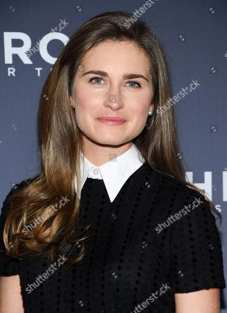 Lauren Bush attends the 12th annual CNN Heroes: An All-Star Tribute at the American Museum of Natural History, in New York