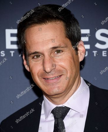 CNN anchor John Berman attends the 12th annual CNN Heroes: An All-Star Tribute at the American Museum of Natural History, in New York