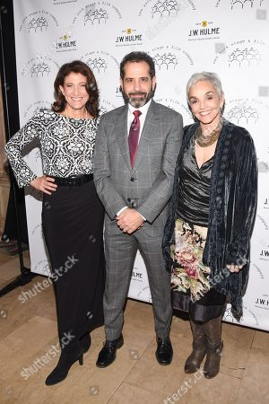 Amy Aquino, Tony Shalhoub and Brooke Adams