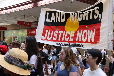 International Human Rights Day protest, Sydney