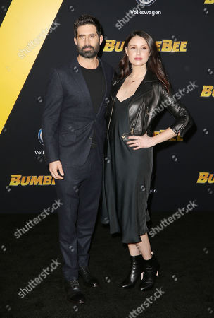 Editorial photo of 'Bumblebee' film premiere, Arrivals, Los Angeles, USA - 09 Dec 2018