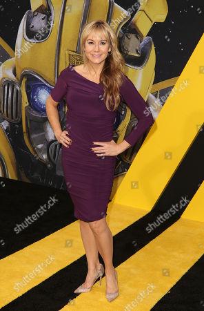 Editorial photo of 'Bumblebee' film premiere, Arrivals, Los Angeles, USA - 09 Dec 2018