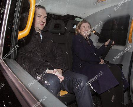 George Osborne, Frances Osborne