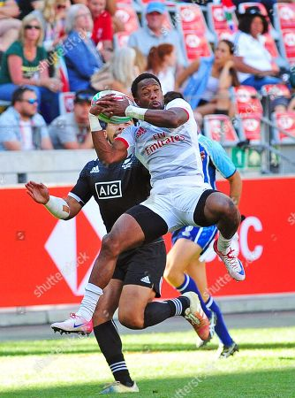 Editorial picture of HSBC Cape Town Sevens, South Africa - 09 Dec 2018