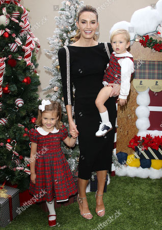 Stock Picture of Elizabeth Chambers, Harper Grace Hammer, Ford Hammer