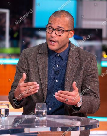 Editorial picture of 'Good Morning Britain' TV show, London, UK - 10 Dec 2018