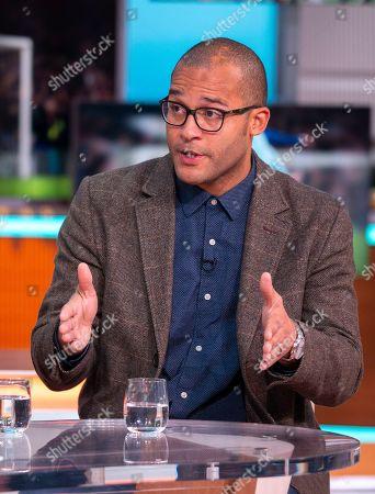 Editorial image of 'Good Morning Britain' TV show, London, UK - 10 Dec 2018