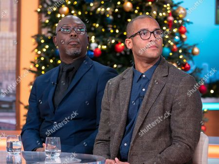 Editorial photo of 'Good Morning Britain' TV show, London, UK - 10 Dec 2018
