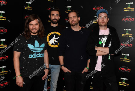 Editorial photo of KROQ 'Almost Acoustic Christmas', Day 2, Los Angeles, USA - 09 Dec 2018
