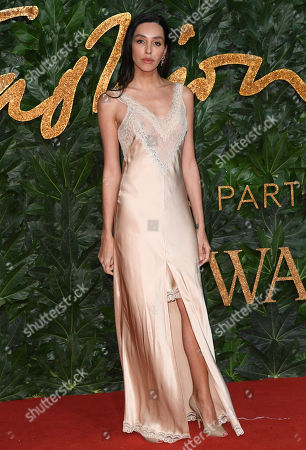 Editorial picture of The British Fashion Awards, Arrivals, Royal Albert Hall, London, UK - 10 Dec 2018