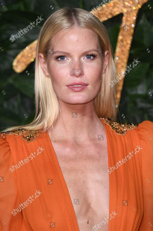 Stock Picture of Caroline Winberg