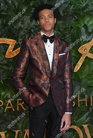 Editorial photo of The British Fashion Awards, Arrivals, Royal Albert Hall, London, UK - 10 Dec 2018