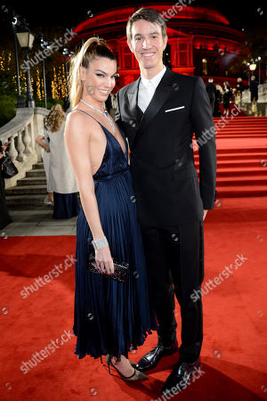 Bianca Brandolini D'Adda and Alexandre Arnault