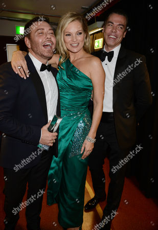 Editorial picture of The British Fashion Awards, Press Room, Royal Albert Hall, London, UK - 10 Dec 2018