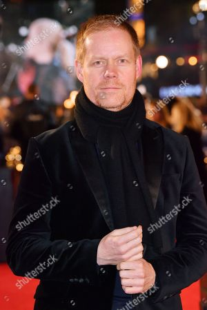 Editorial picture of 'Mary Queen of Scots' film premiere, VIP Arrivals, London, UK - 10 Dec 2018