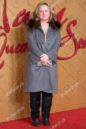Editorial photo of 'Mary Queen of Scots' film premiere, Arrivals, London, UK - 10 Dec 2018