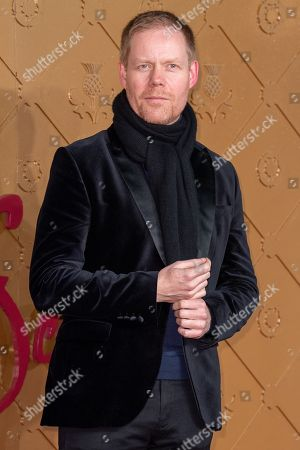 Stock Image of Max Richter