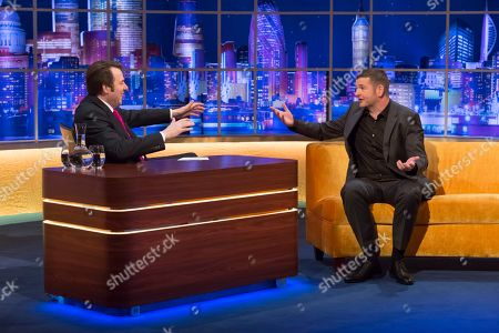 Jonathan Ross and Kevin Bridges