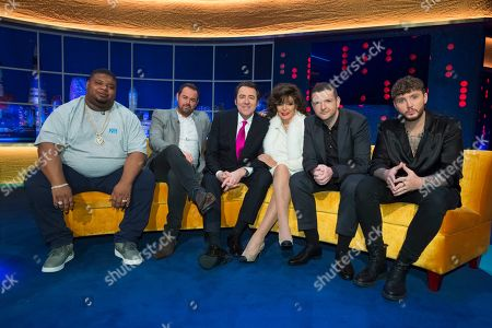 Editorial picture of 'The Jonathan Ross Show', TV show, Series 13, Episode 14, London, UK - 15 Dec 2018