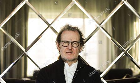 Stock Picture of Bjorn Runge, Swedish director