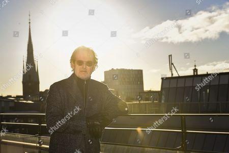 Stock Photo of Bjorn Runge, Swedish director