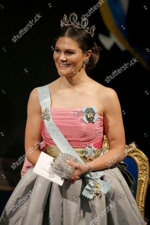 Nobel Prize Ceremony, Stockholm