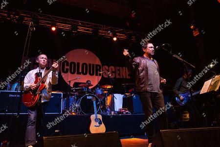 Steve Cradock, Oscar Harrison and Simon Fowler - Ocean Colour Scene
