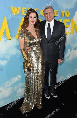 Robert Zemeckis, and Leslie Zemeckis