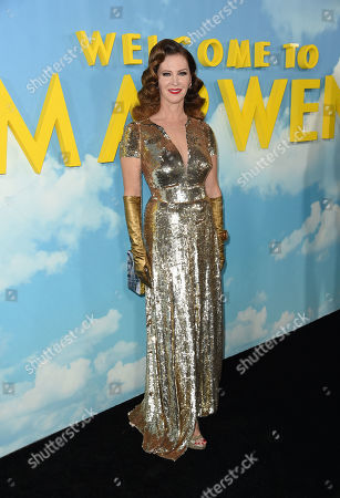 Editorial photo of 'Welcome to Marwen' film premiere, Arrivals, Los Angeles, USA - 10 Dec 2018