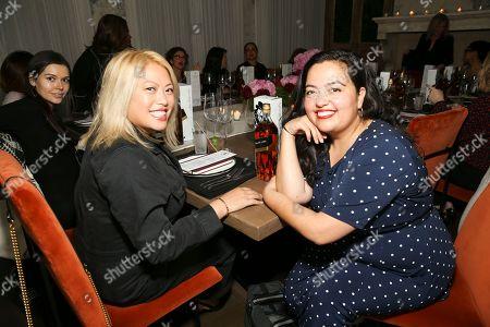 Kulap Vilaysack and Wendy Carrillo