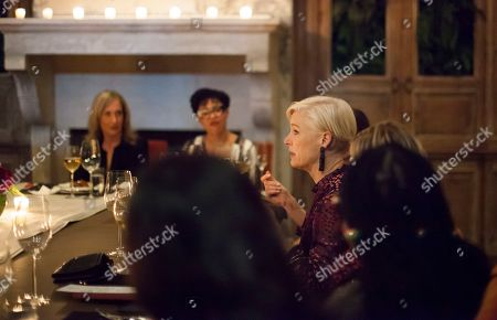 Stock Photo of Michelle Sobrino-Stearns, Knatokie Ford and Cecile Richards
