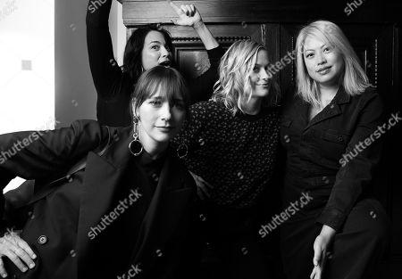 Stock Picture of Meredith Walker, Rashida Jones, Amy Poehler and Kulap Vilaysack