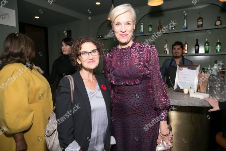 Alex Cohen and Cecile Richards