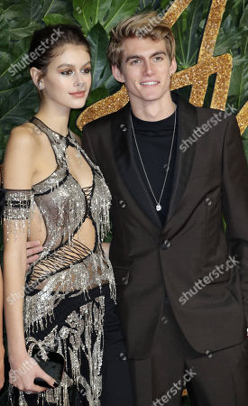 Kaia Gerber and Presley Gerber