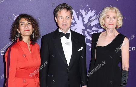 Editorial picture of Berggruen Prize Gala, Arrivals, New York, USA - 10 Dec 2018