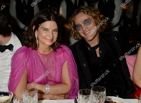 Editorial picture of The British Fashion Awards, Inside, Royal Albert Hall, London, UK - 10 Dec 2018