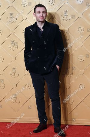 James Mcardle arrives at the European premiere of 'Mary Queen of Scots' in Leicester square in London, Britain, 10 December 2018.
