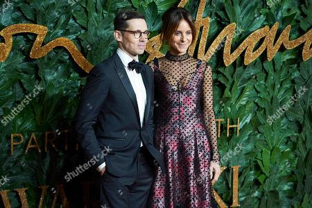 Editorial photo of The Fashion Awards, London, United Kingdom - 10 Dec 2018